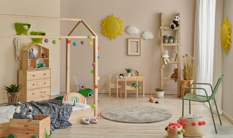 Comment créer une ambiance de chambre Montessori?