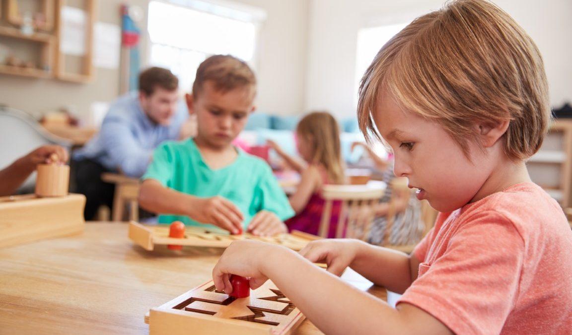 La liste des écoles Montessori à Lyon