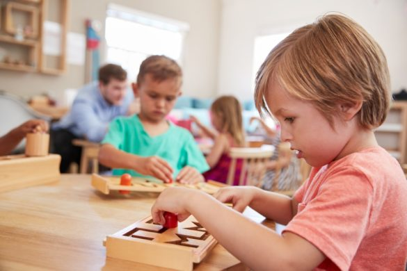 écoles Montessori Lyon