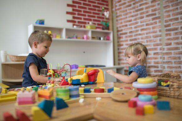 jouets Montessori pour bébé de 3 ans