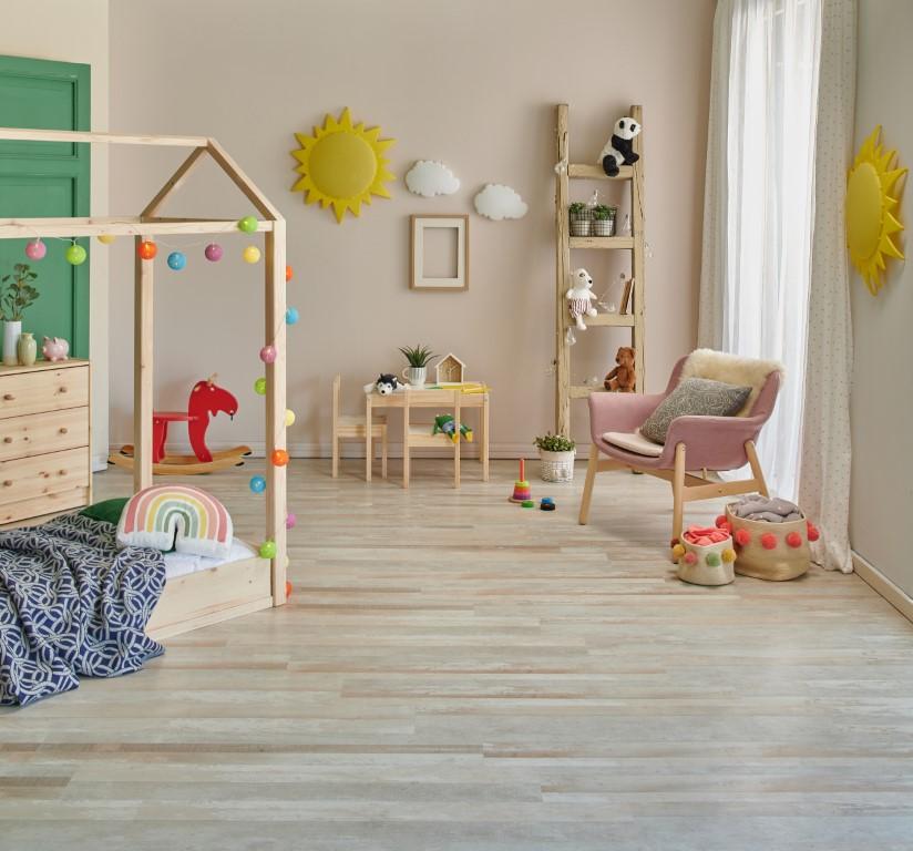 chambre aménagée selon montessori