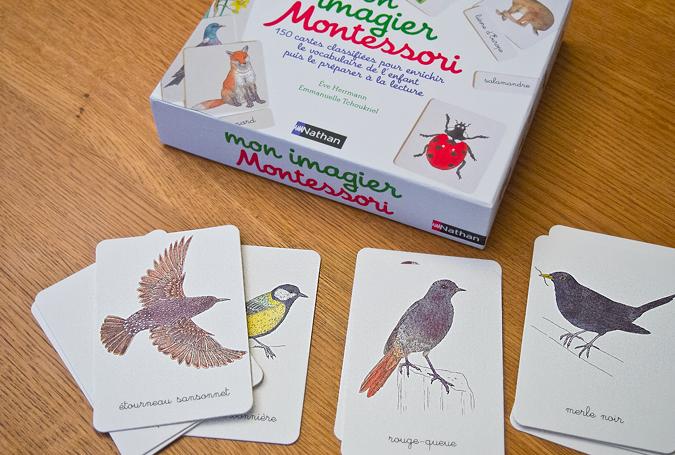 imagier Montessori